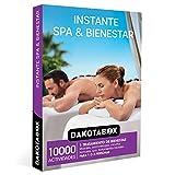DAKOTABOX - Caja Regalo mujer hombre pareja idea de regalo - Instante spa & bienestar - 10000 actividades de bienestar como masajes, aromaterapia, spa y tratamientos