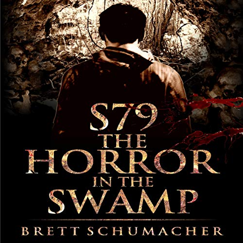 S79 the Horror in the Swamp audiobook cover art