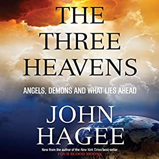 The Three Heavens audiobook cover art