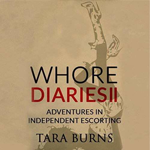 Whore Diaries II audiobook cover art