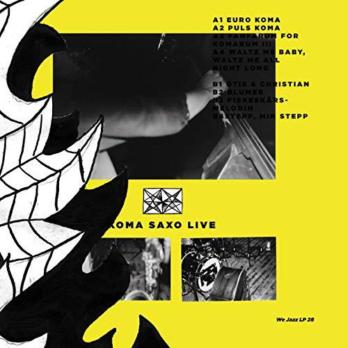 Stepp, Min Stepp (en vivo) [feat. Otis Sandsjö, Jonas Kullhammar, Mikko Innanen y Christian Lillinger]