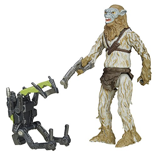 Hasbro Star Wars The Force Awakens Hassk Thug with Build a Weapon Part