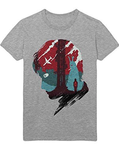 T-Shirt Donnie Darko Donnie C000113 Grau M