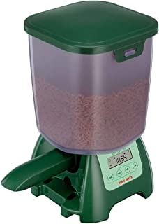 fish mate p7000 pond fish feeder instructions