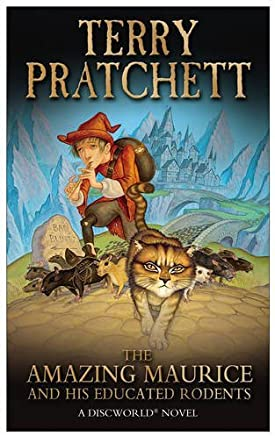 The Amazing Maurice and His Educated Rodents (Discworld Novels) by Terry Pratchett(2011-07-04)
