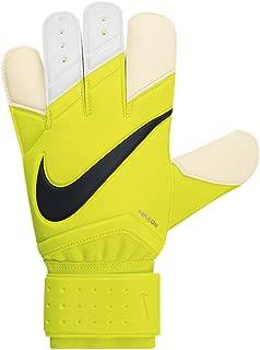 Nike Grip 3 Goalkeeper Gloves (VOLT/WHITE/BLACK) (11)