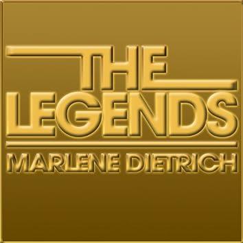 The Legends - Marlene Dietrich