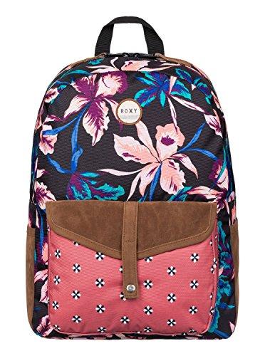 ROXY Backpack Caribbean J Multi-Coloured True Black Maui Lights Size:40.5 x 30.5 x 12.5...