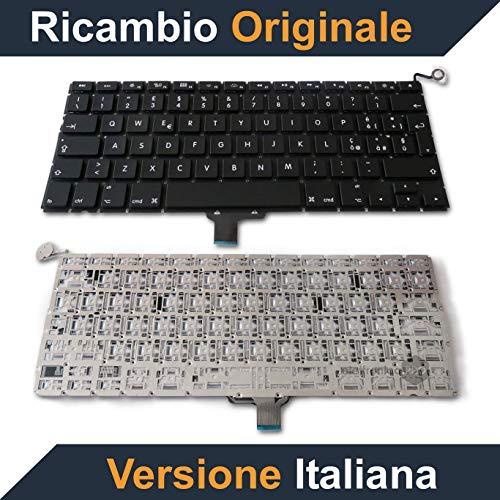 Zemra Tastiera Originale per Apple MacBook PRO 13' Pollici A1278 - Layout Italiano - Anno 2009, 2010, 2011, 2012, 2013.