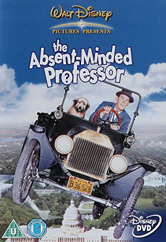 The Absent-Minded Professor [Reino Unido] [DVD]