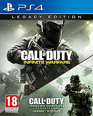 Activision Call of Duty: Infinite Warfare Legacy Edition (PS4)