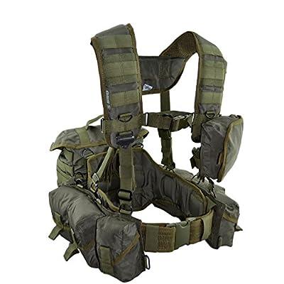 Smersh AK | SVD | RPK | PKM by SPOSN/SSO | Russian Assault Vest (One Size fits All, SVD)