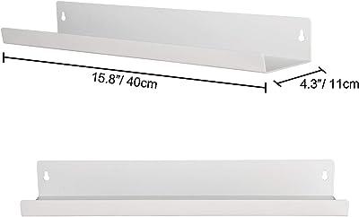 Ikea Estante para Cuadros, Madera, Blanco, 55x12x8 cm: Amazon ...