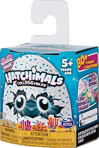 Hatchimals CollEGGtibles, Confezione Singola 'Mermal Magic' con un Hatchimal della Stagione 5, per Bambini dai 5 Anni in Su