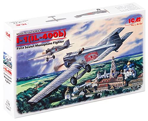 ICM 1/72 ソ連 イリューシンIl-400b プラモデル 72051