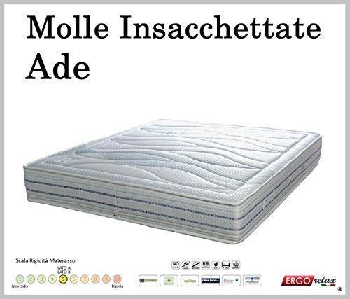 Ergorelax Materasso Micro Molle Insacchettate Mod. Ade Altezza Cm. 26 matrimoniale - 160 cm x 190 cm