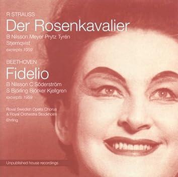 Strauss: Der Rosenkavalier / Beethoven: Fidelio