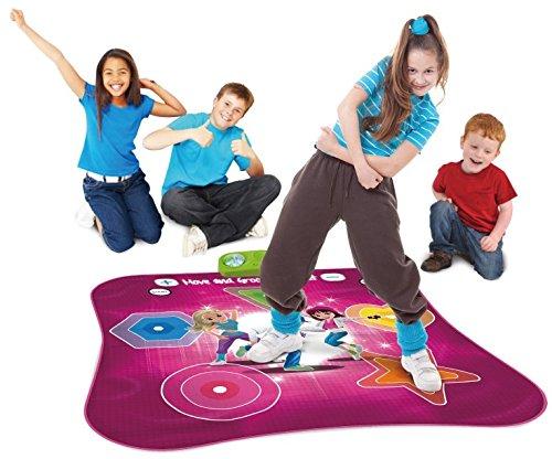 SixBros. Kleine Move and Groove Tanzmatte Spielmatte Musikmatte SLW9826/2196