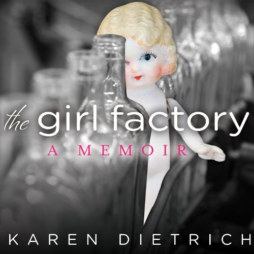The Girl Factory audiobook cover art