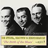 album cover: De Sylva, Brown and Henderson: The Birth of the Blues