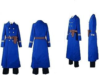 Axis Powers Hetalia APH Sweden Cosplay Costume + Wig