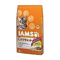 アイムス 成猫用 インドアキャット チキン 5kg×2個【まとめ買い】