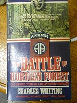 Paperback The BATTLE OF HURTGEN FOREST Book