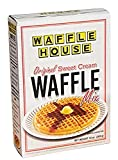 Waffle House Original Sweet Cream Waffle Mix, 13 ounces Make your own delicious Waffle House Breakfast at Home Using this Sweet Cream Original Recipe Mix! …