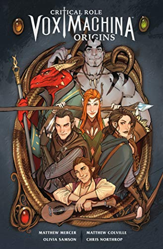 Compare Textbook Prices for Critical Role Vox Machina: Origins Volume 1 Illustrated Edition ISBN 9781506714813 by Critical Role,Mercer, Matthew,Colville, Matthew,Samson, Olivia,Northrop, Chris