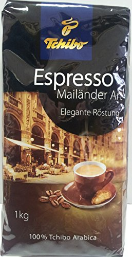 Tchibo Espresso Mailänder Art - Kaffeebohnen ( 1 kg )
