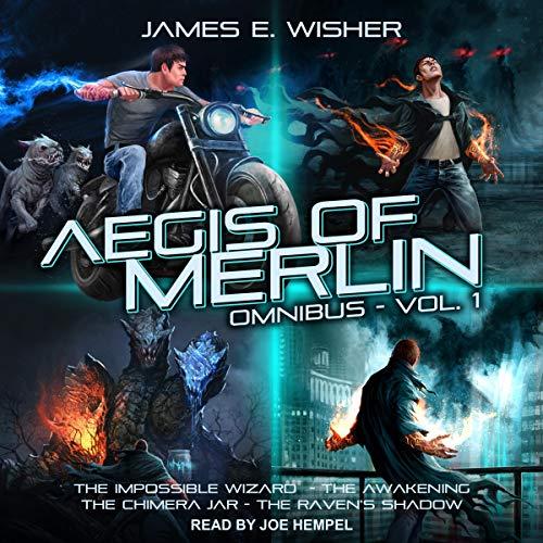 The Aegis of Merlin Omnibus Vol. 1  By  cover art