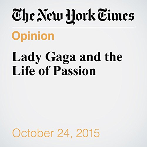 Lady Gaga and the Life of Passion cover art