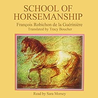 School of Horsemanship cover art