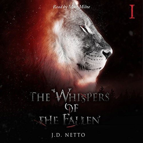 The Whispers of the Fallen audiobook cover art
