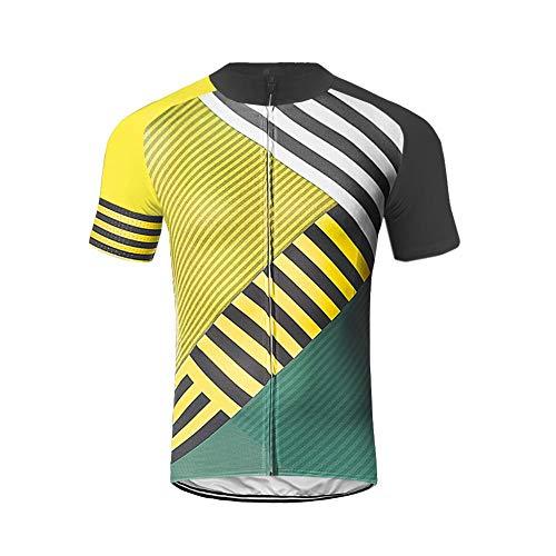 Uglyfrog Ropa Ciclismo, Maillot Mangas Cortas, Camiseta Verano de Ciclistas