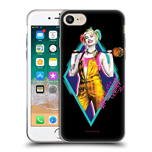 51RVvyNJ+ML Harley Quinn Phone Cases iPhone 8