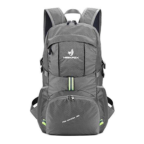 NEEKFOX Mochila Ligera y compacta para Viaje  Excursionismo o Uso Diario  para Acampar