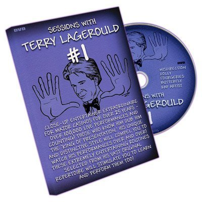Murphy's Sessions with Terry LaGerould #1 - DVD