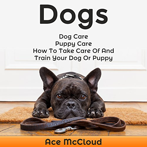 Dogs audiobook cover art