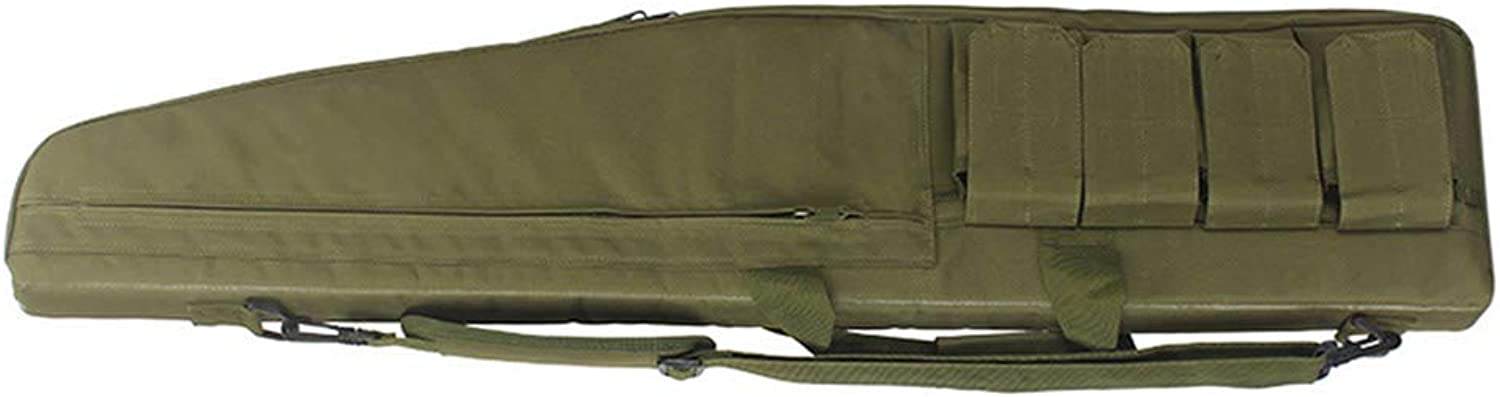 Outdoor Tactical Assault Combat Camouflage Fishing Photography Pack Tactical Rifle Airsoft Long Bag