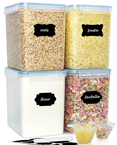 sugar flour rice containers - 9