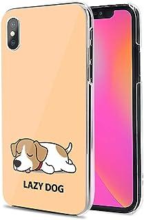 Huawei P40 Pro 5G ケース カバー スマホケース ハード TPU 素材 おしゃれ かわいい 耐衝撃 花柄 人気 全機種対応 怠惰な犬 アニメ かわいい アニマル 9795028