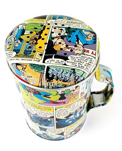 Porta Condimentos Dc Comics Hqs
