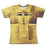 Elmar Port ツタンカーメン Tシャツ (L)