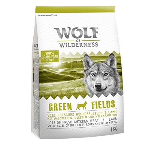 Loup d'Wilderness Adulte Vert \