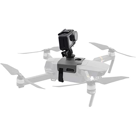 """O'woda Mavic PRO Adapter Fixed Mount Stabilizer Expansion Kit with 1/4"""" Hole for Gopro/OSMO Action Camera / Insta360 One X (NOT for Mavic 2 PRO)"""