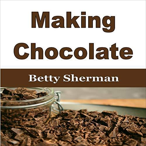 Making Chocolate cover art