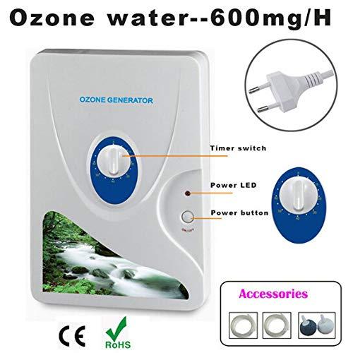 Evaky 600 MG generador ozono purificador Aire ozonizador