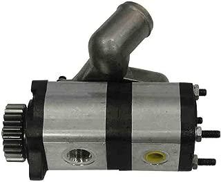 Complete Tractor Hydraulic Pump 1401-2004 Replacement For John Deere 5045D, 5045E, 5055D, 5055E, 5065E, 5065M, 5075E, 5075M, 5103, 5203, 5204, 5303, 5310, 5403, 5410, 5610 RE223233