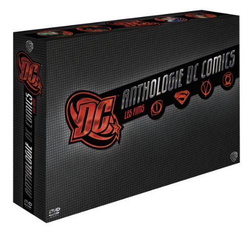 DC Comics Anthologie - Les films - 8 DVD [Francia]